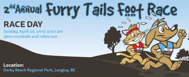 2017 Furry Tails Footrace